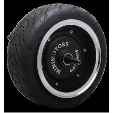 Мотор-колесо переднее для электросамоката Dualtron 3