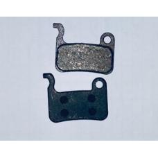 Тормозные колодки (пара ) HALTEN RS 02