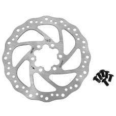 Тормозной диск электросамоката Kugoo M4 140мм