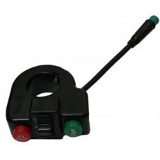 Тумблер переключения сигналов электросамоката Kugoo M4