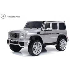 Mercedes-Benz AMG G-65 Серебро