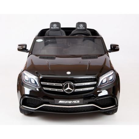 Mercedes-Benz GLS 63 4WD Черный