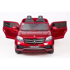 Mercedes-Benz GLS 63 4WD Красный