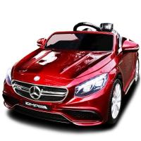 Mercedes-Benz S-63 Вишня